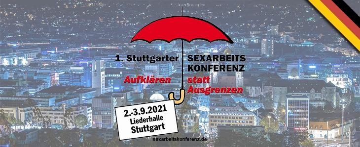 1. Stuttgarter Sexarbeitskonferenz